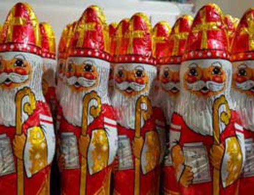 Sinterklaas actie op facebook