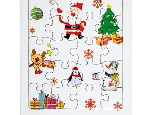 de Kerstpuzzel