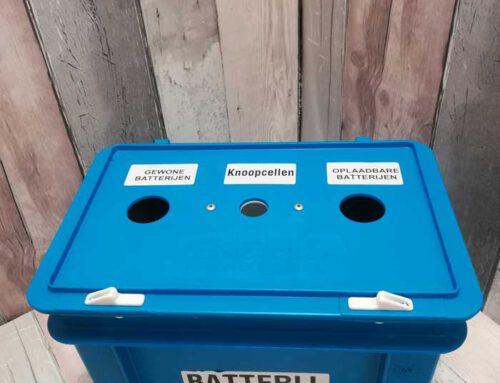 Te Koop: Batterijbox nieuw